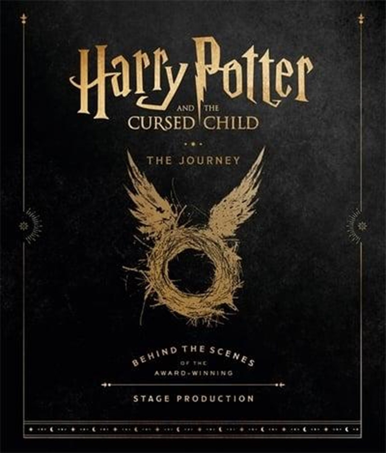 Harry Potter and the Cursed Child: The Journey Behind the Scenes of the Award-Winning Stage Producti - 1