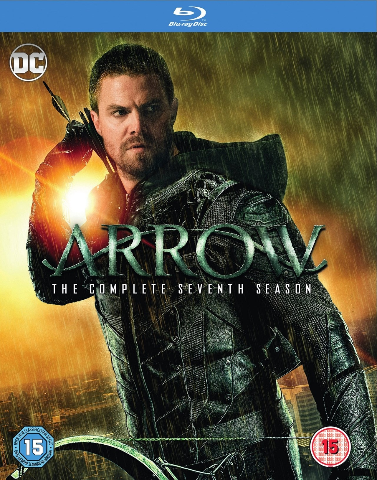 Arrow: The Complete Seventh Season - 1