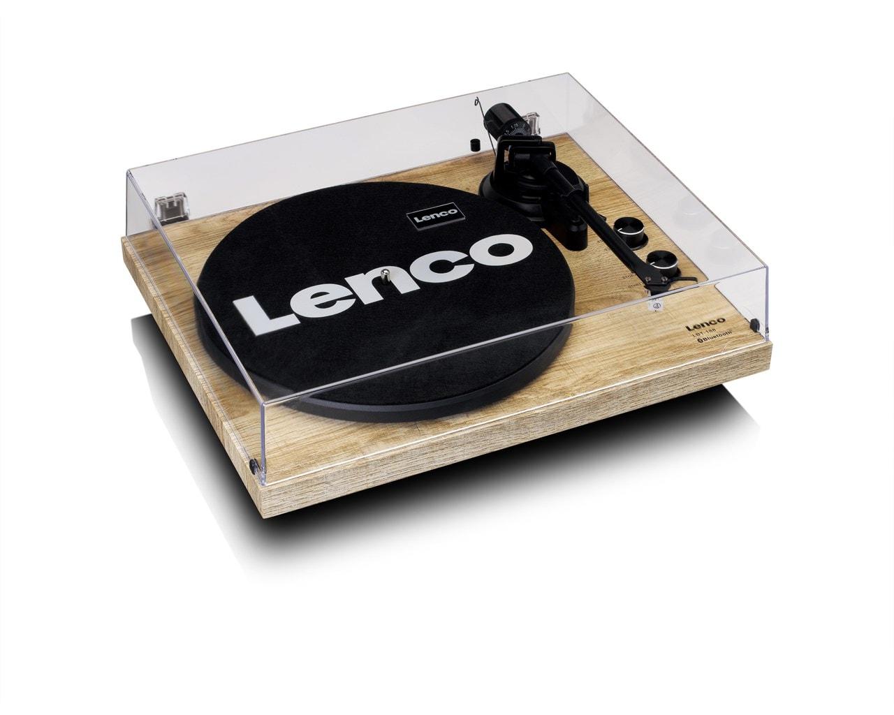 Lenco LBT-188 Pine Bluetooth Turntable - 3