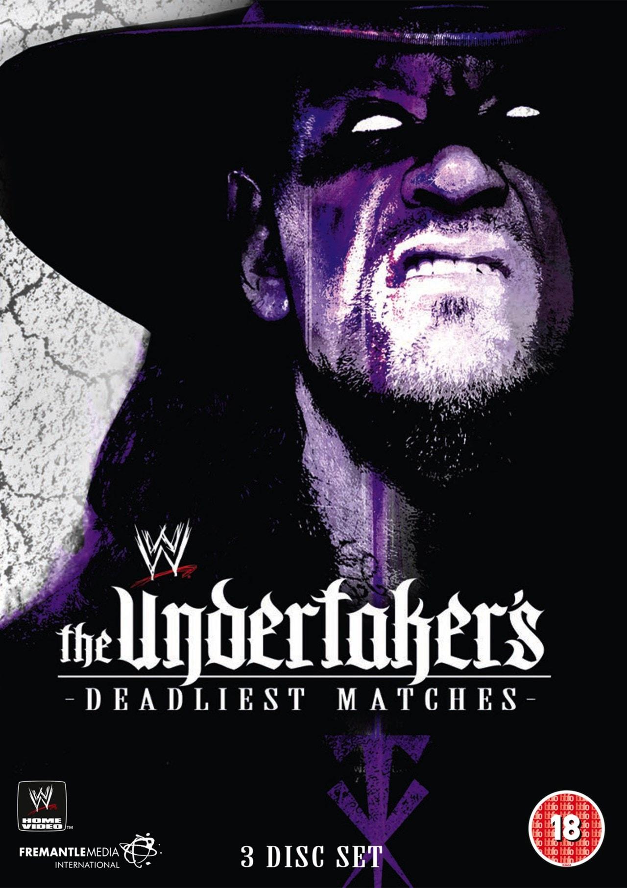 WWE: Undertaker's Deadliest Matches - 1