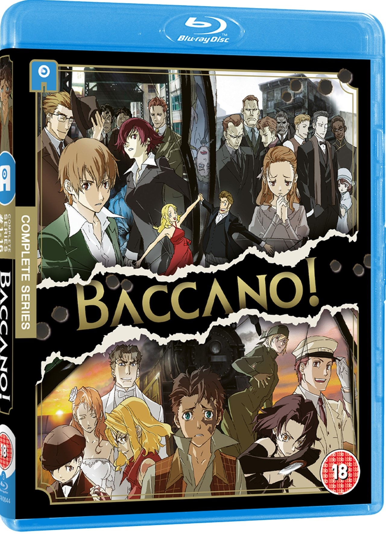 Baccano!: The Complete Collection - 1