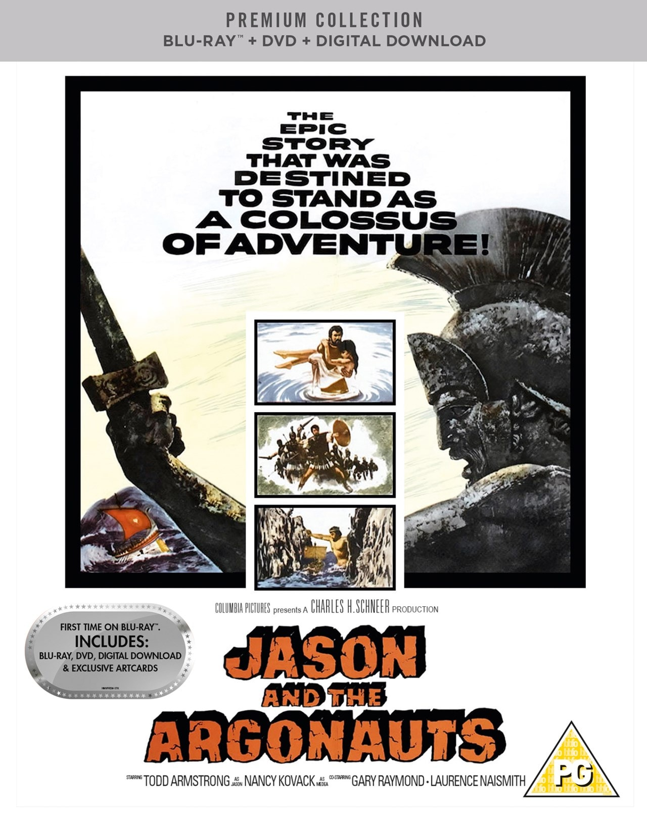 Jason and the Argonauts: (hmv Exclusive) - The Premium Collection - 1