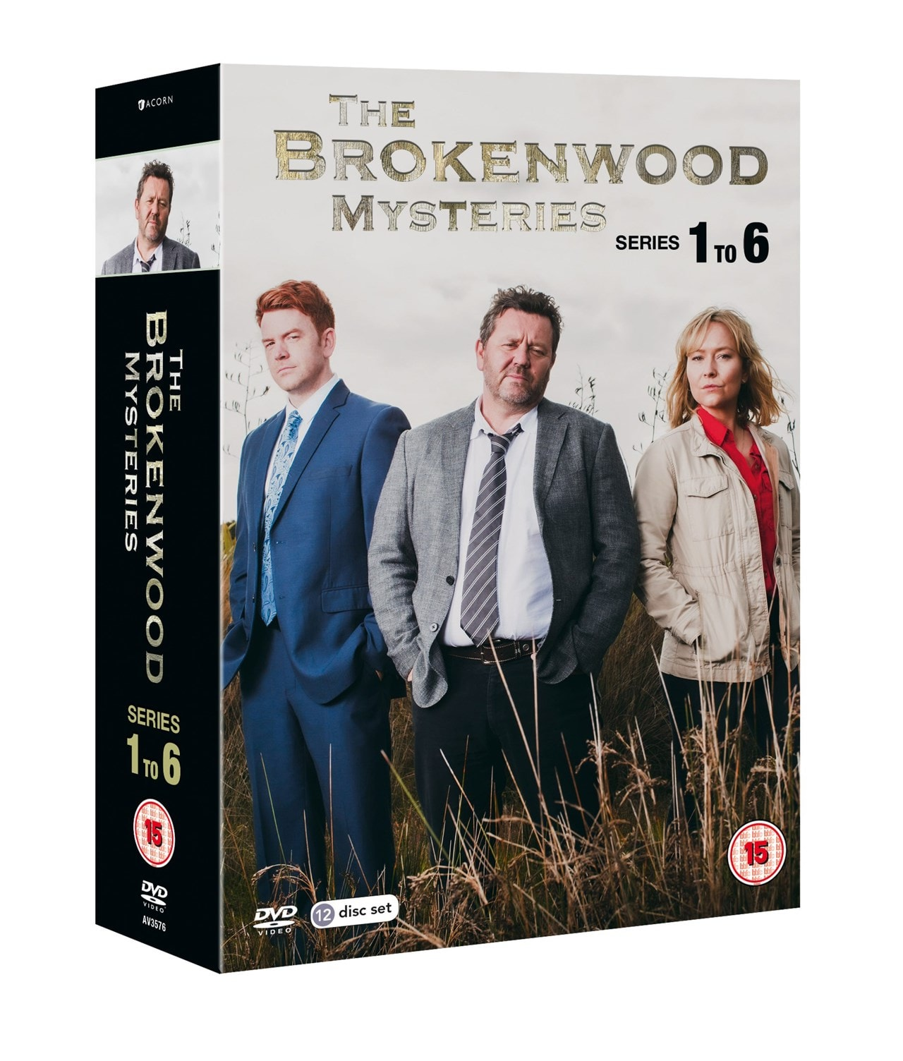 The Brokenwood Mysteries: Series 1 to 6 - 2
