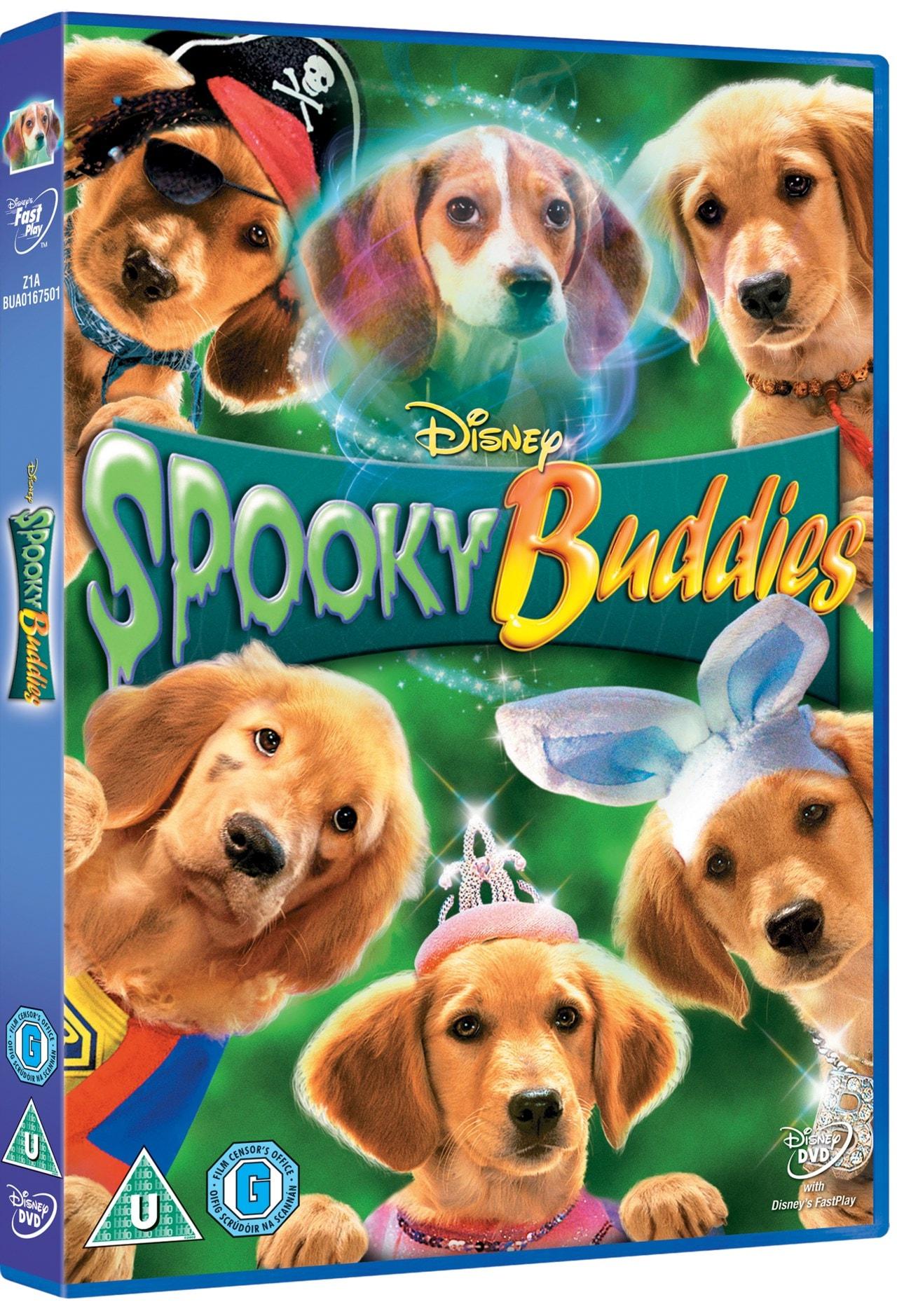 Spooky Buddies - 2
