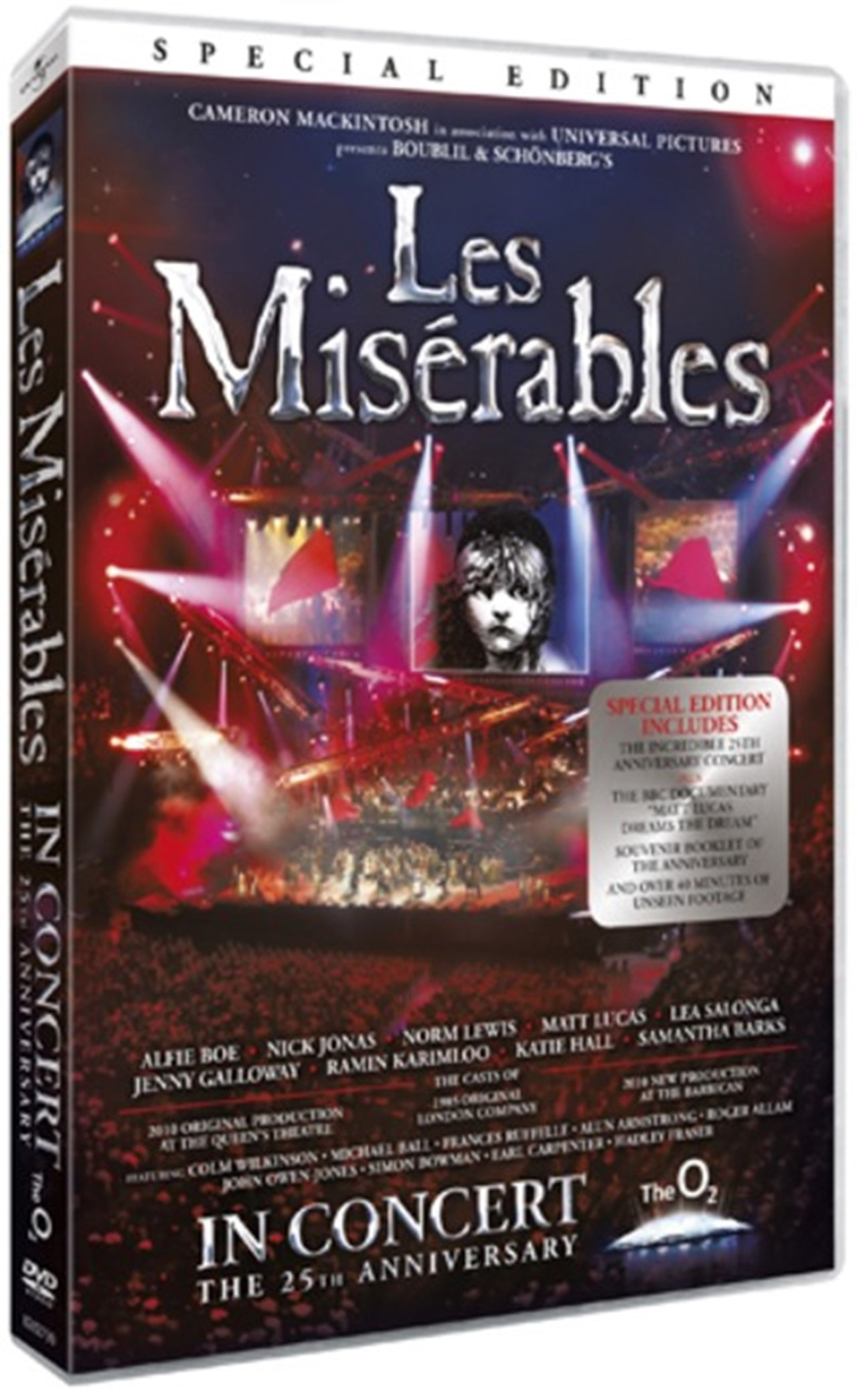 Les Miserables: In Concert - 25th Anniversary Show - 1
