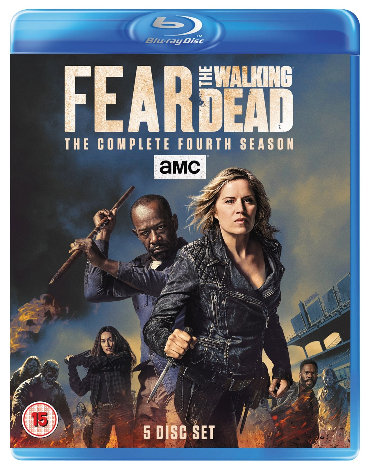 Fear the Walking Dead: The Complete Fourth Season - 1