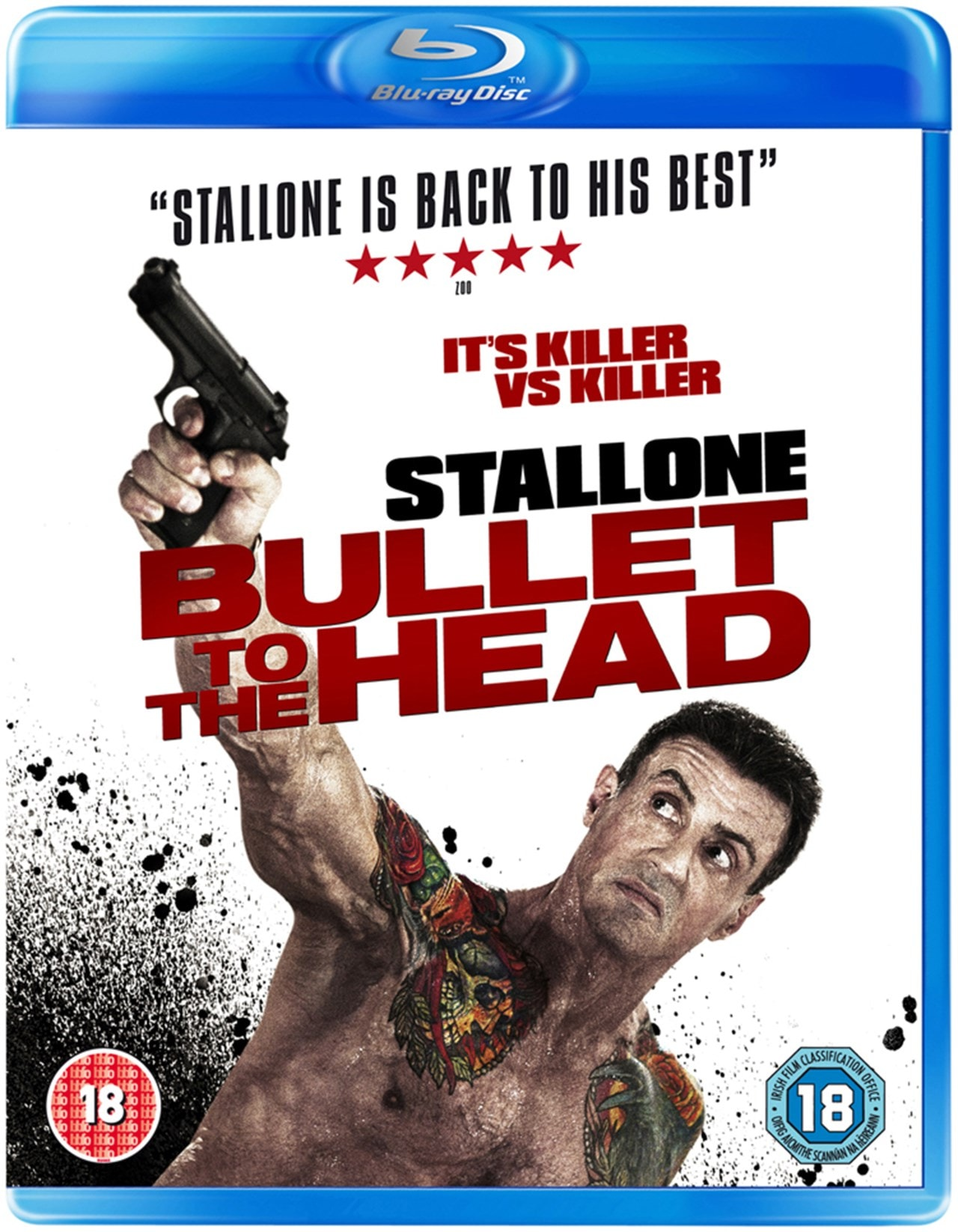 Bullet to the Head - 1