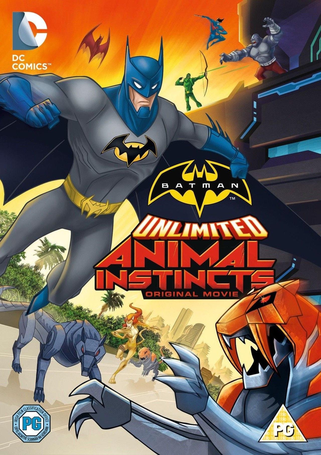 Batman Unlimited: Animal Instincts - 1
