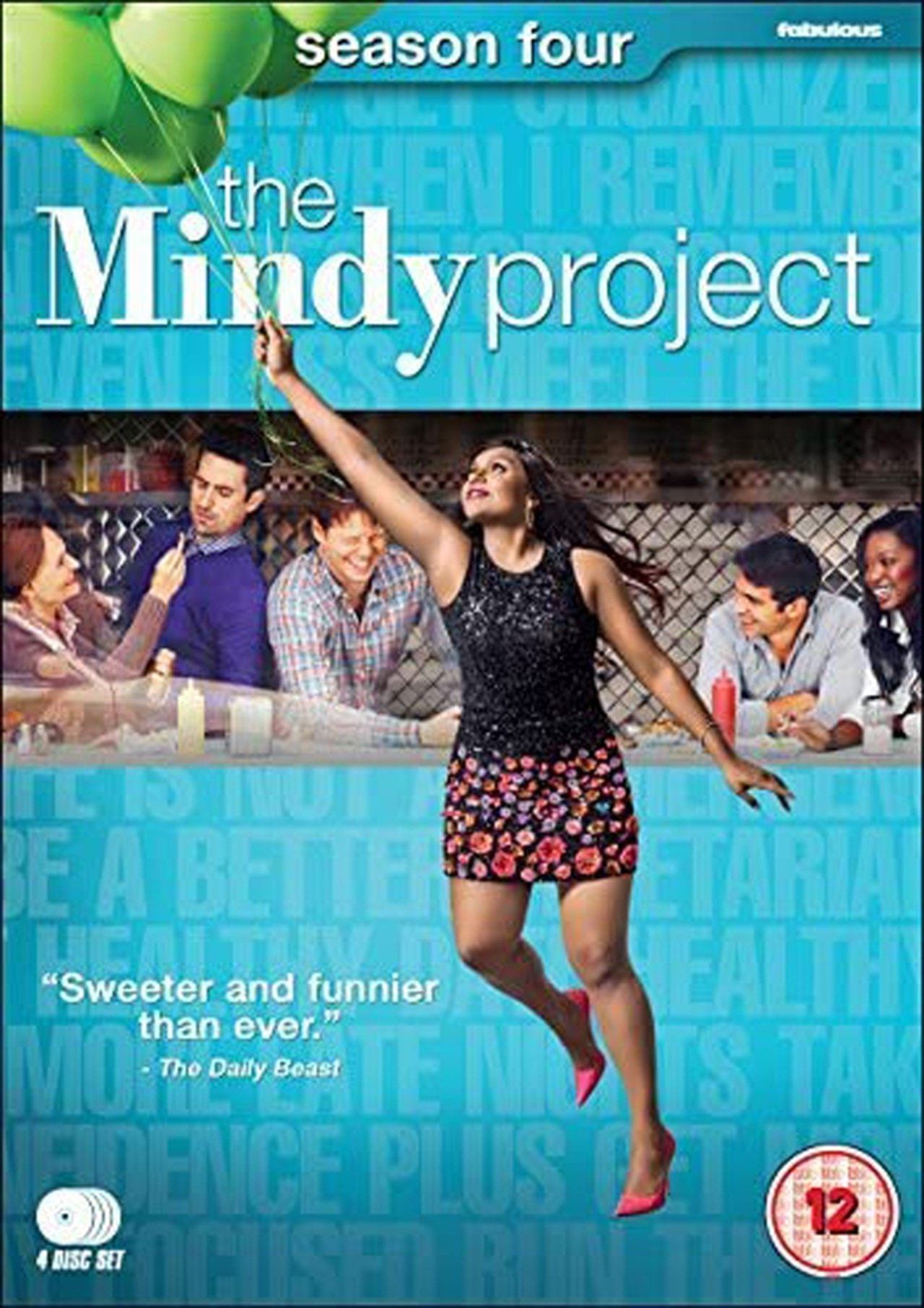 The Mindy Project: Season 4 - 1