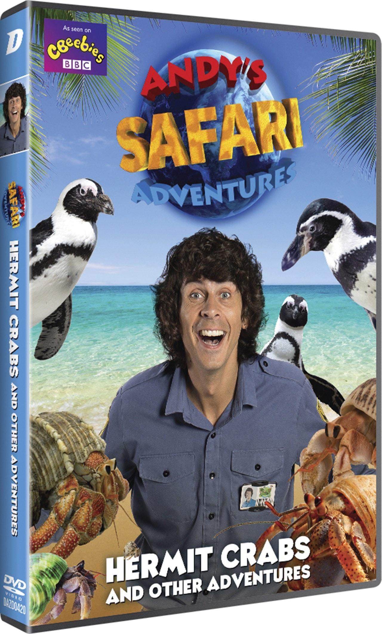 Andy's Safari Adventures: Hermit Crabs & Other Adventures - 2