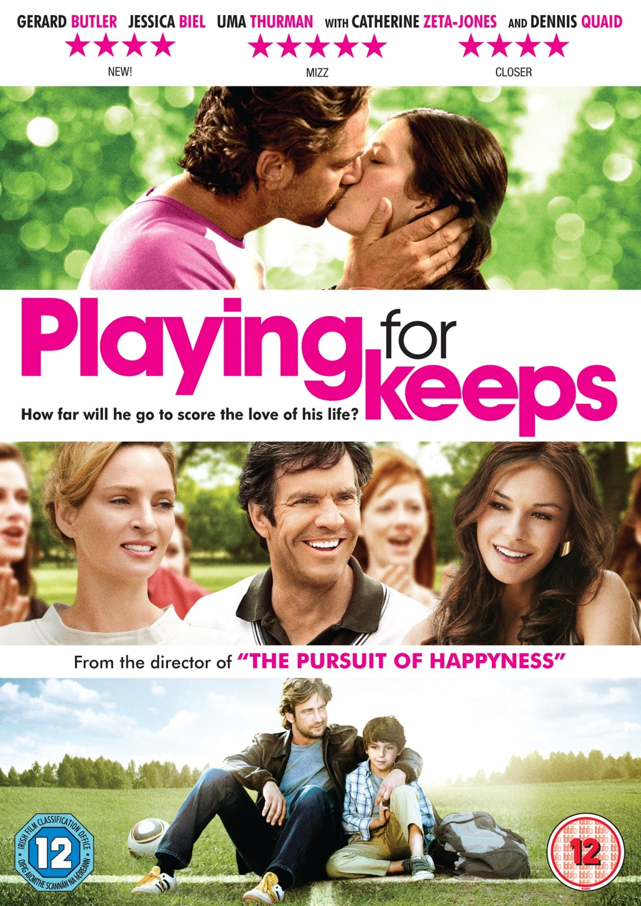 Playing for Keeps - 1
