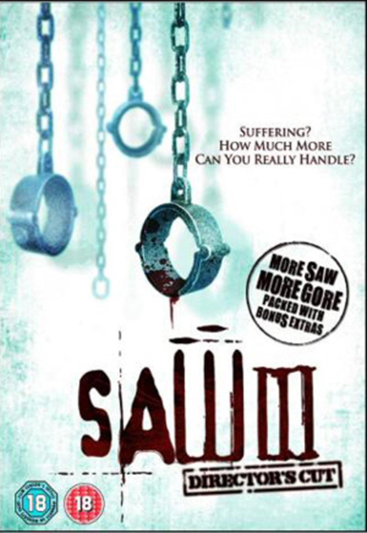 Saw III: Director's Cut - 1