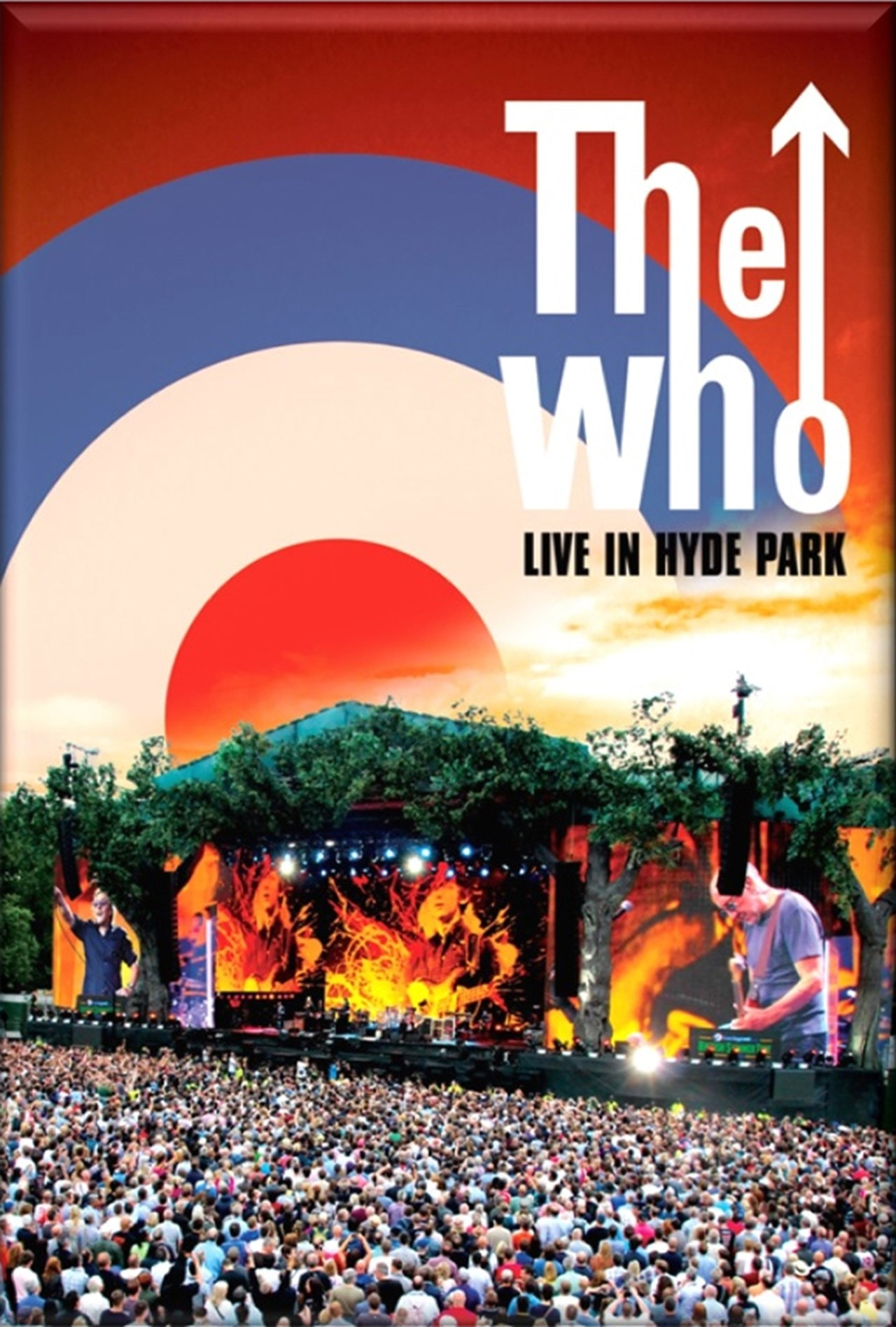The Who: Live in Hyde Park - 1