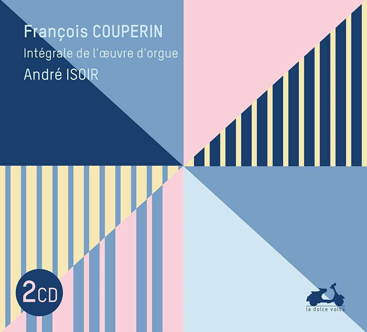 Francois Couperin: Integrale De L'oeuvre D'orgue - 1
