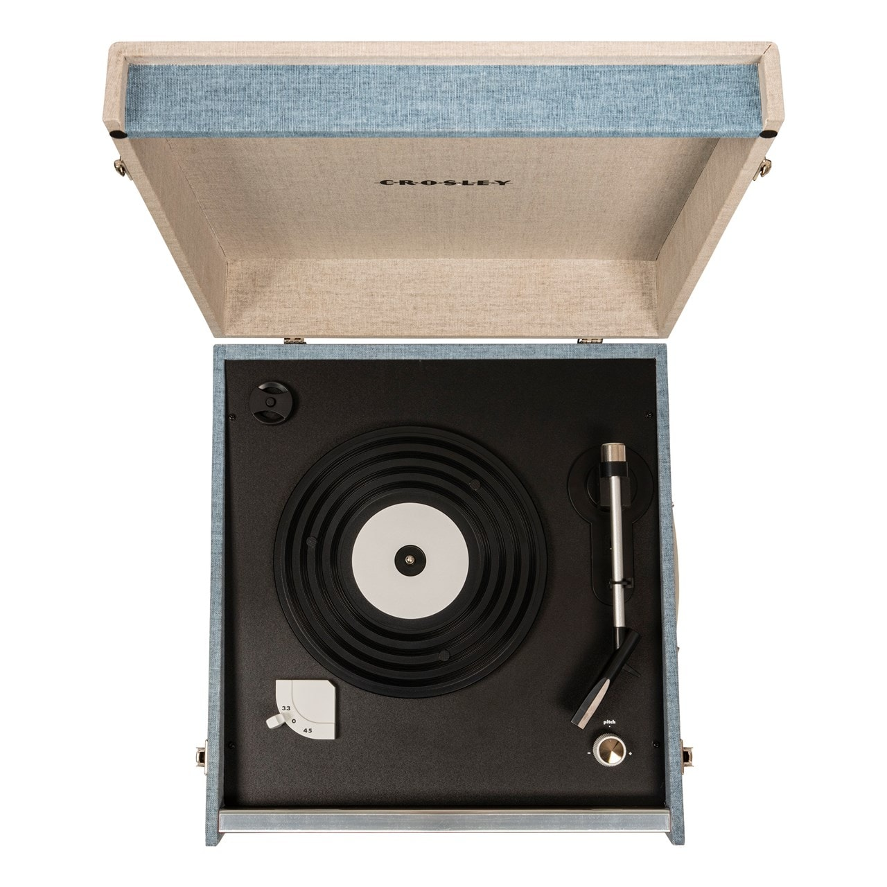 Crosley Bermuda Tourmaline Turntable - 6