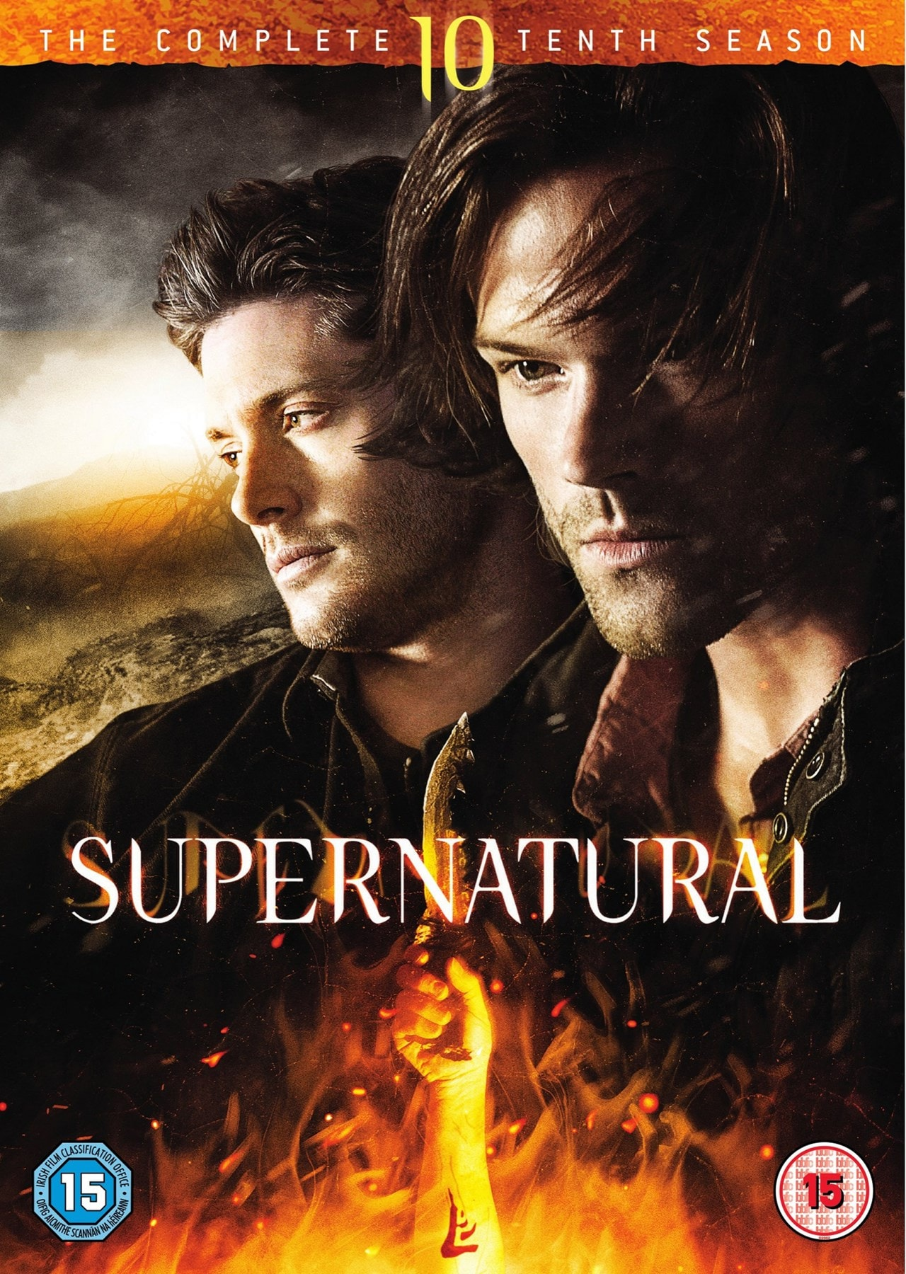 Supernatural: The Complete Tenth Season - 1