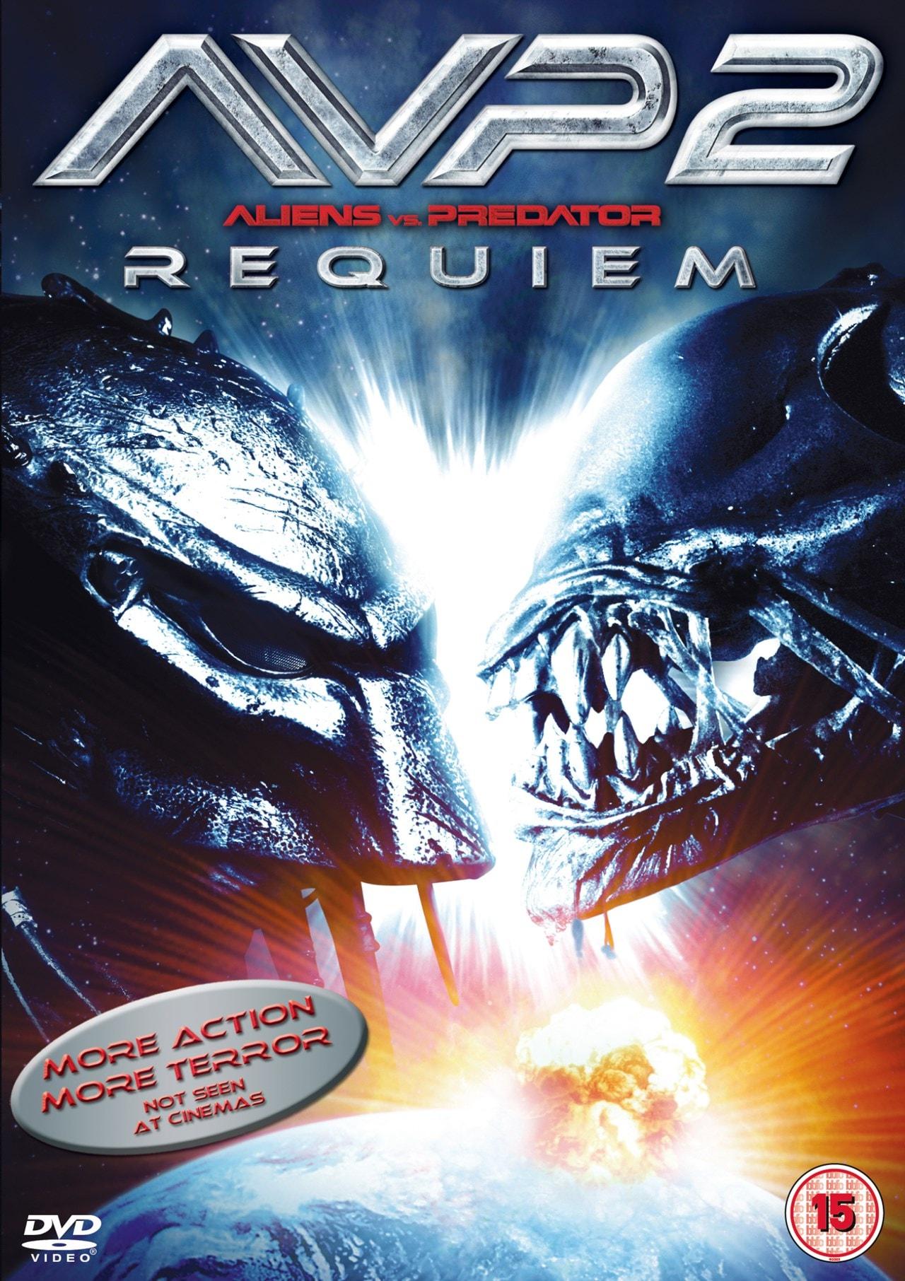 Aliens Vs Predator - Requiem - 1