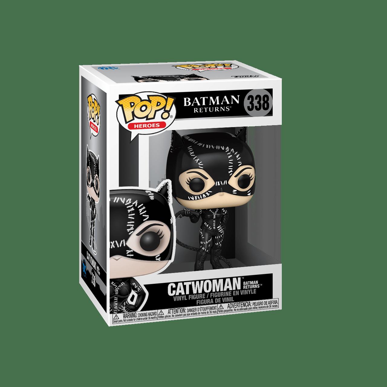 Catwoman (338) Batman Returns DC Pop Vinyl - 2