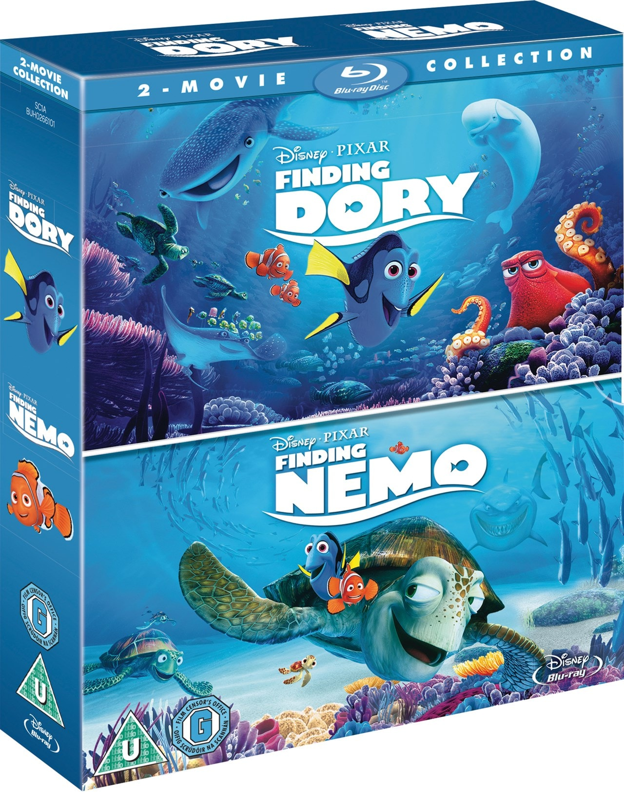 Finding Dory/Finding Nemo - 2