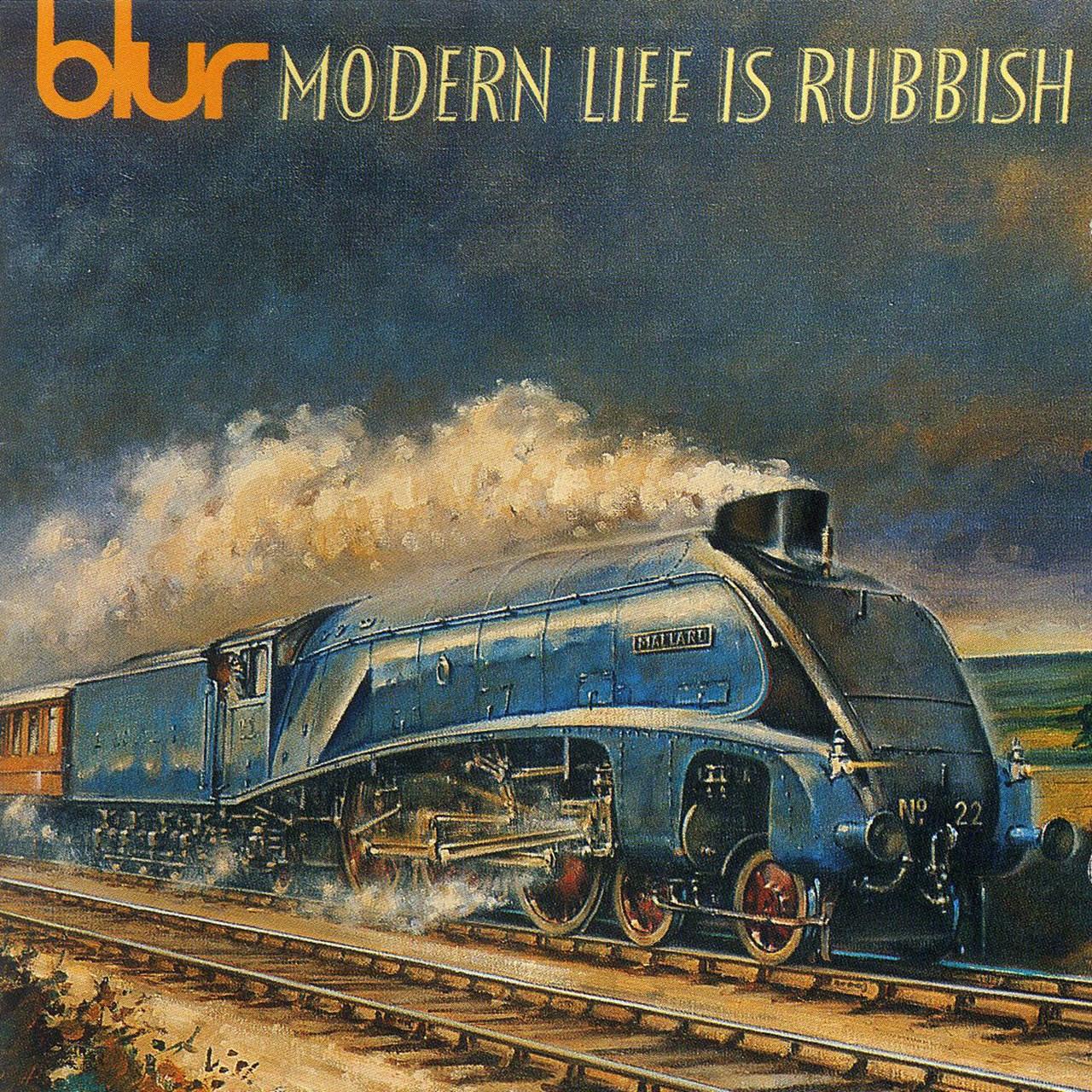 Modern Life Is Rubbish - 1