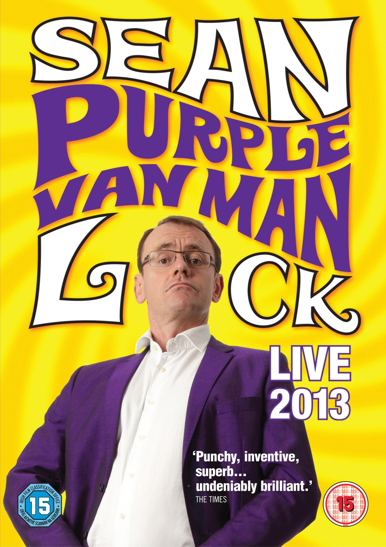 Sean Lock: Purple Van Man Live - 1