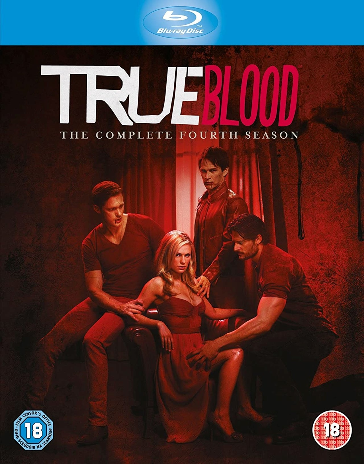 True Blood: The Complete Fourth Season - 1