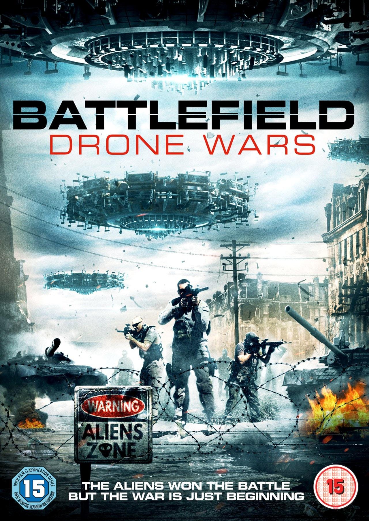 Battlefield - Drone Wars - 1