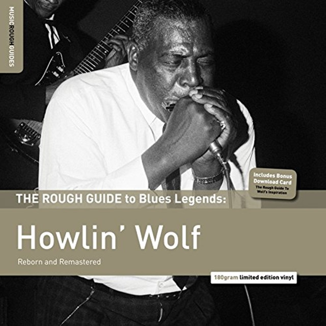 The Rough Guide to Blues Legends: Howlin' Wolf - 1