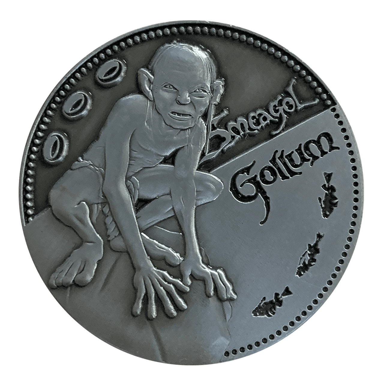 The Lord of the Rings: Gollum Limited Edition Coin - 4