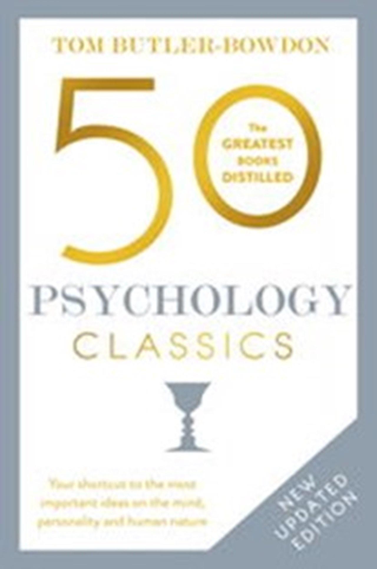 50 Psychology Classics - 1
