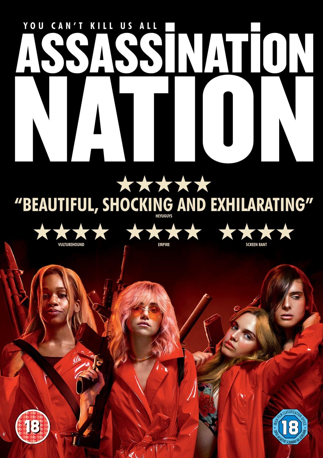 Assassination Nation - 1