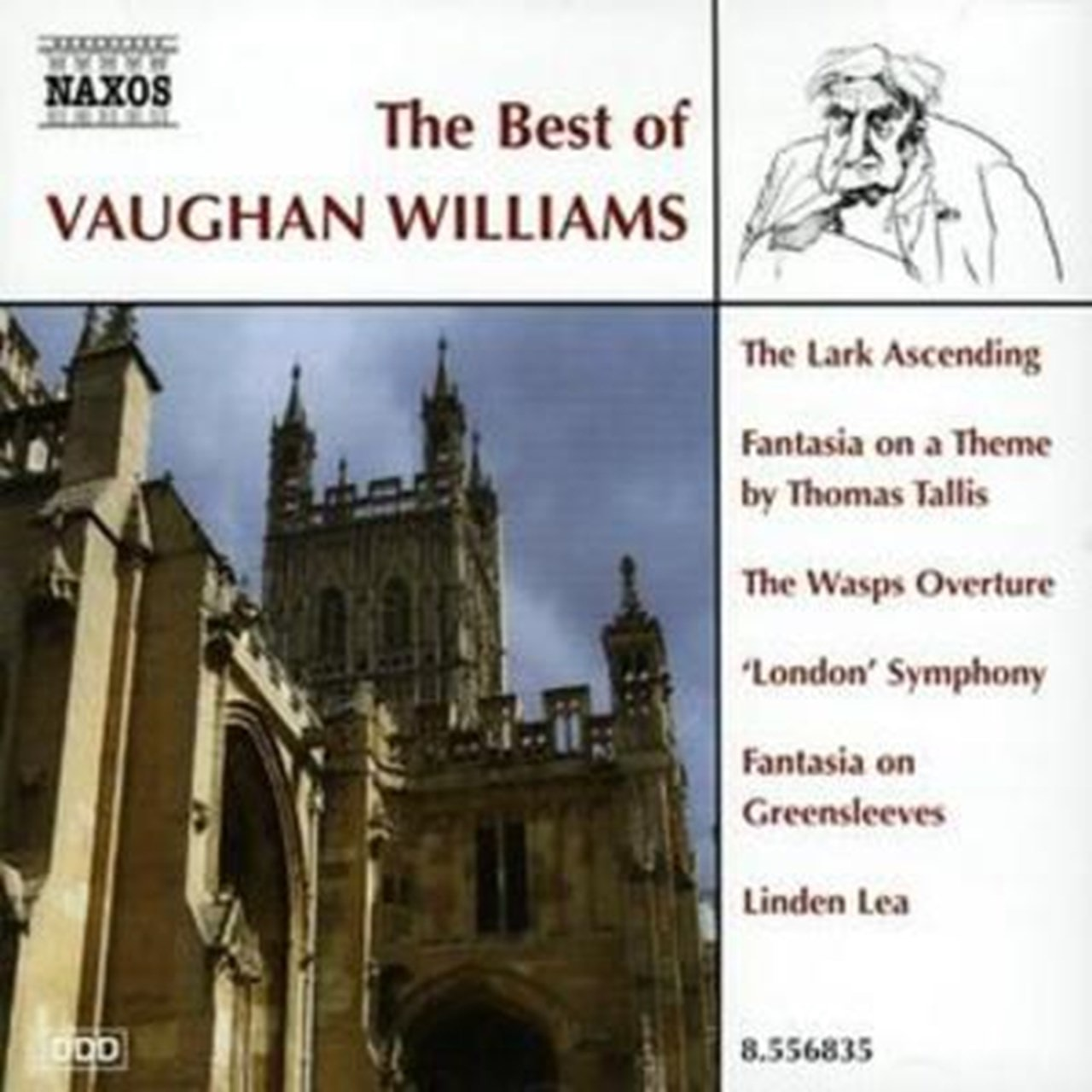 The Best of Vaughan Williams - 1