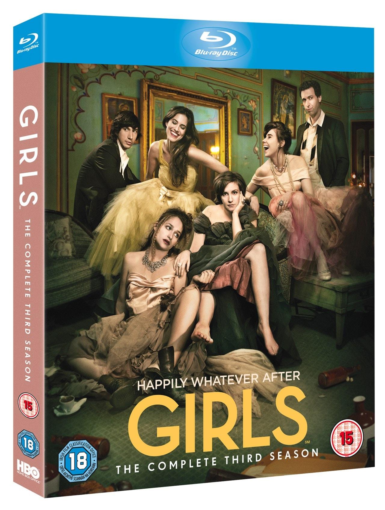 Girls: The Complete Third Season - 2
