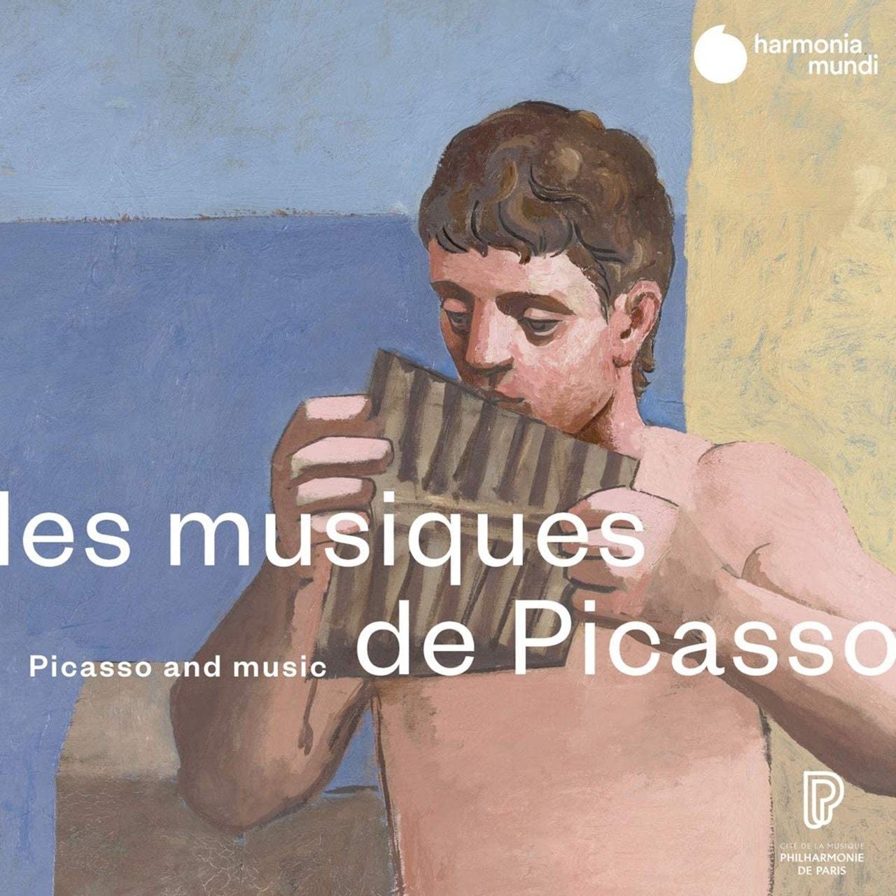Les Musiques De Picasso - 1
