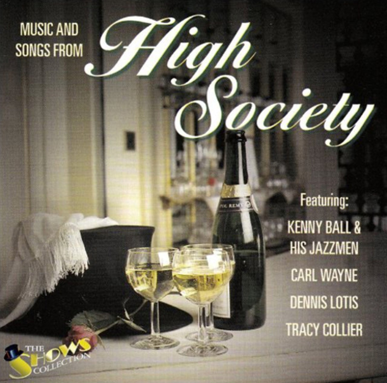 Music and Songs from High Society - 1