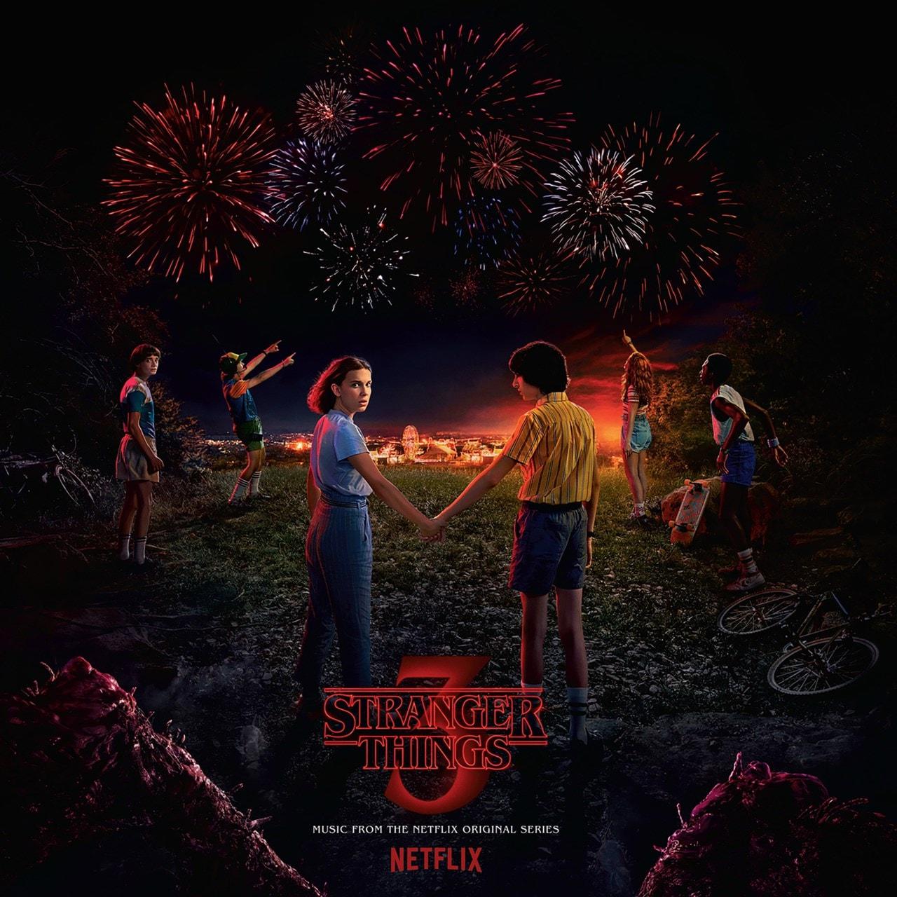 Stranger Things 3: Music from the Netflix Original Series - 1