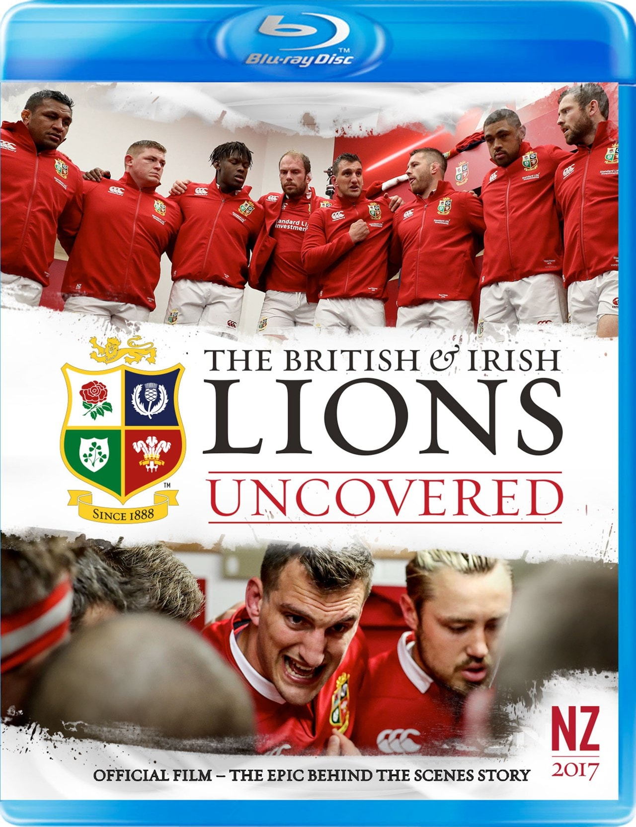 British and Irish Lions: Uncovered - 1