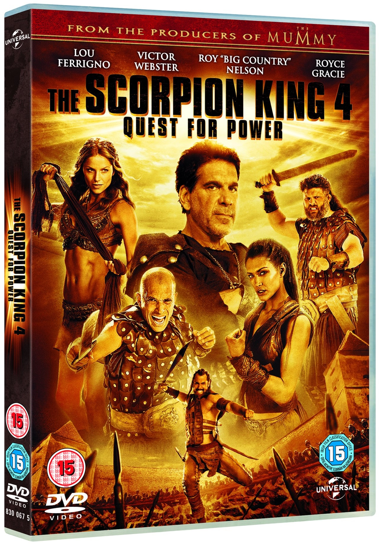 The Scorpion King 4 - Quest for Power - 2