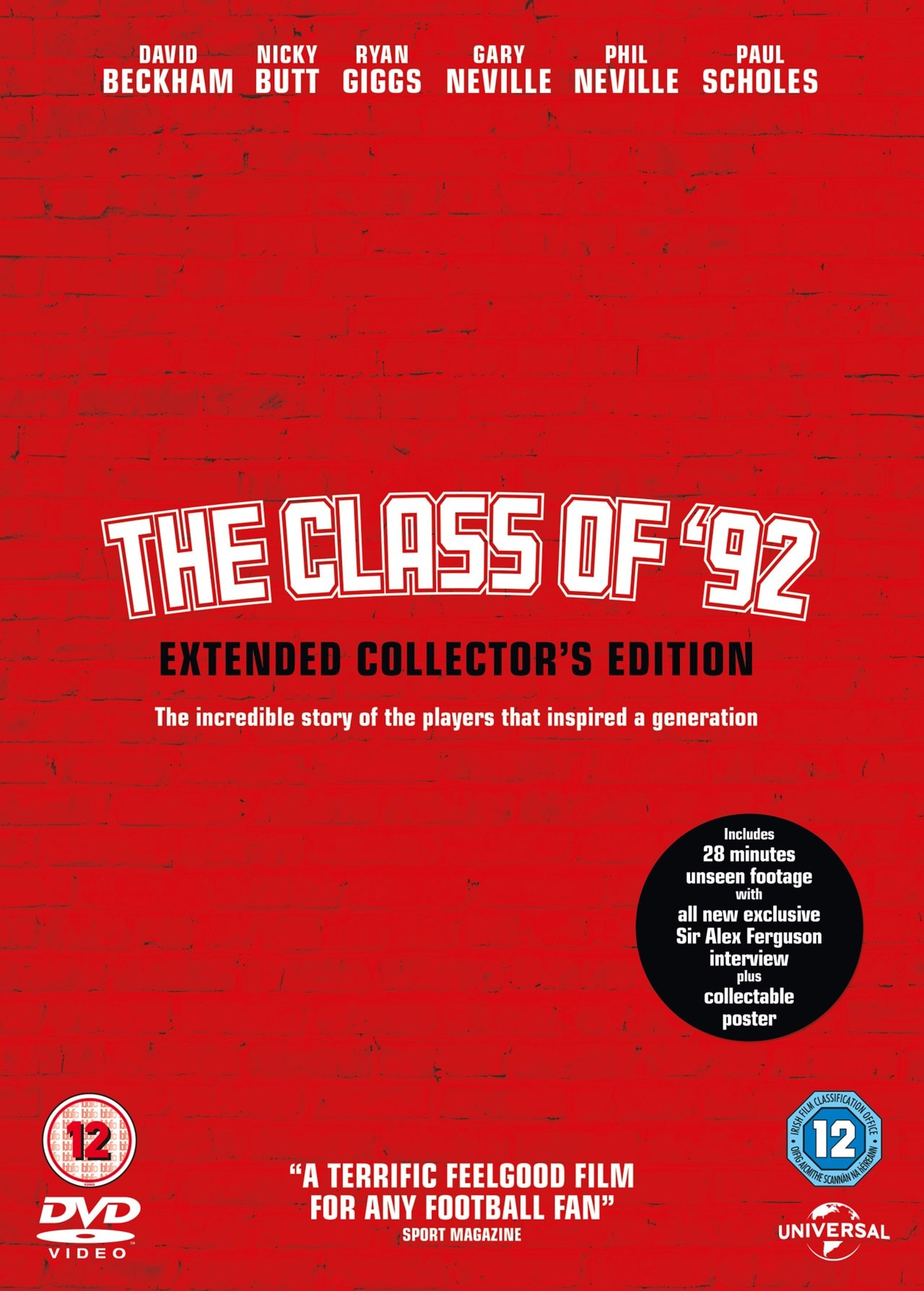 The Class of '92: Extended Edition - 1