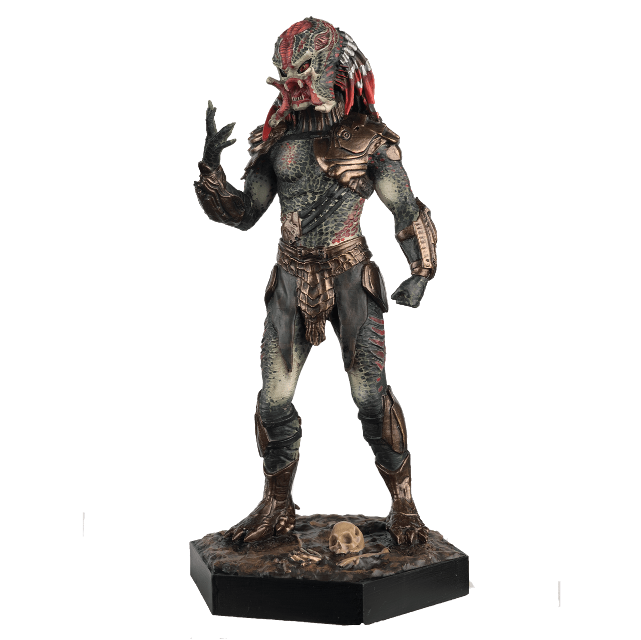 Berserker Predator Figurine: Hero Collector - 1