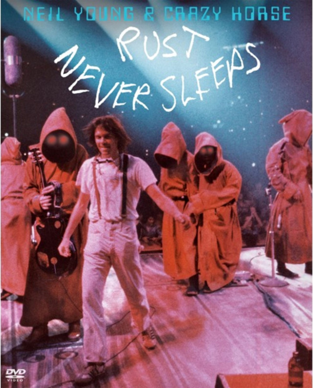 Neil Young and Crazy Horse: Rust Never Sleeps - 1