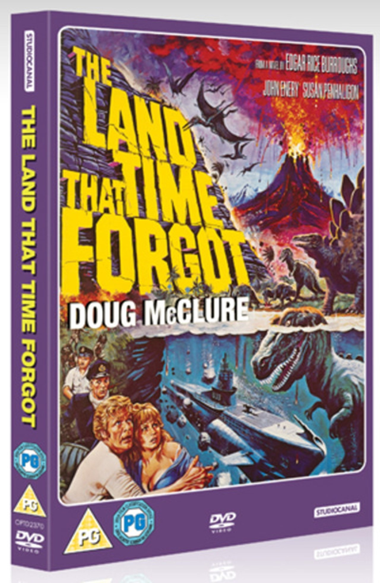 The Land That Time Forgot - 1