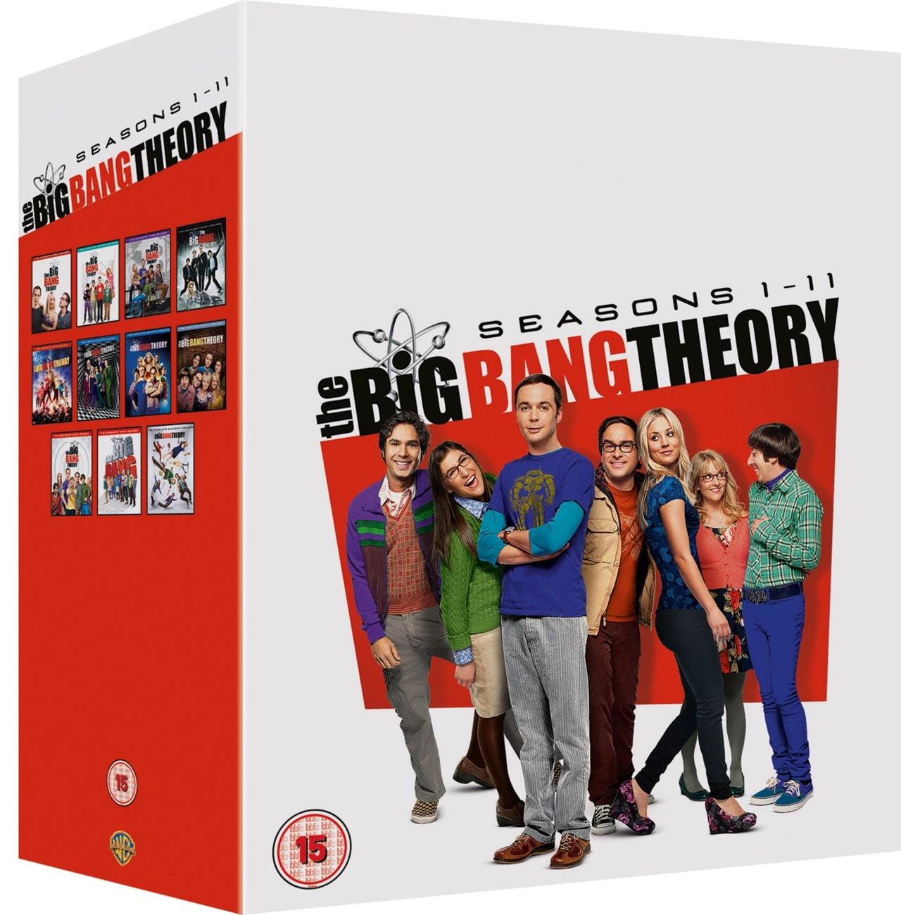 The Big Bang Theory: Seasons 1-11 - 2