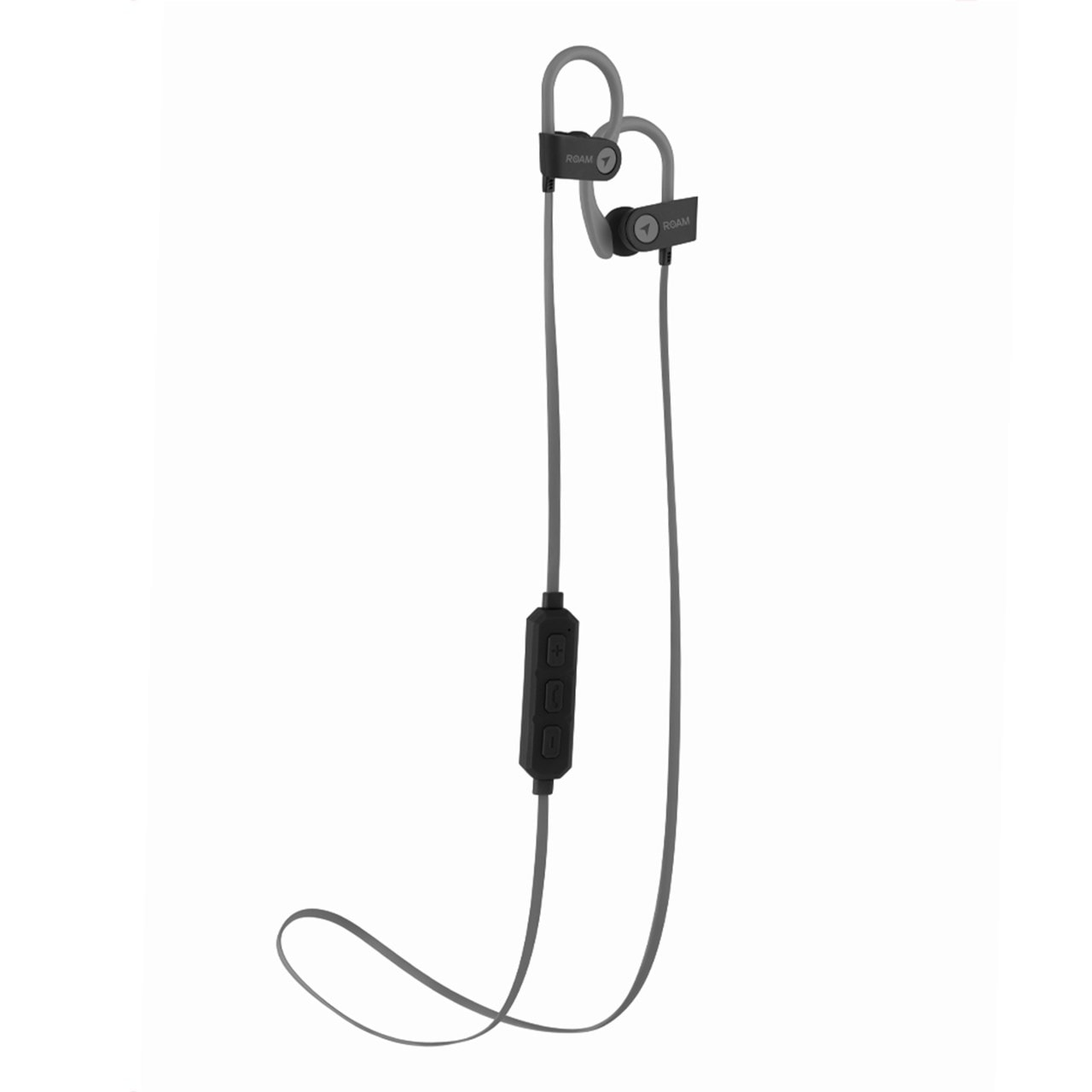 Roam Sport Ear Hook Black Bluetooth Earphones - 1