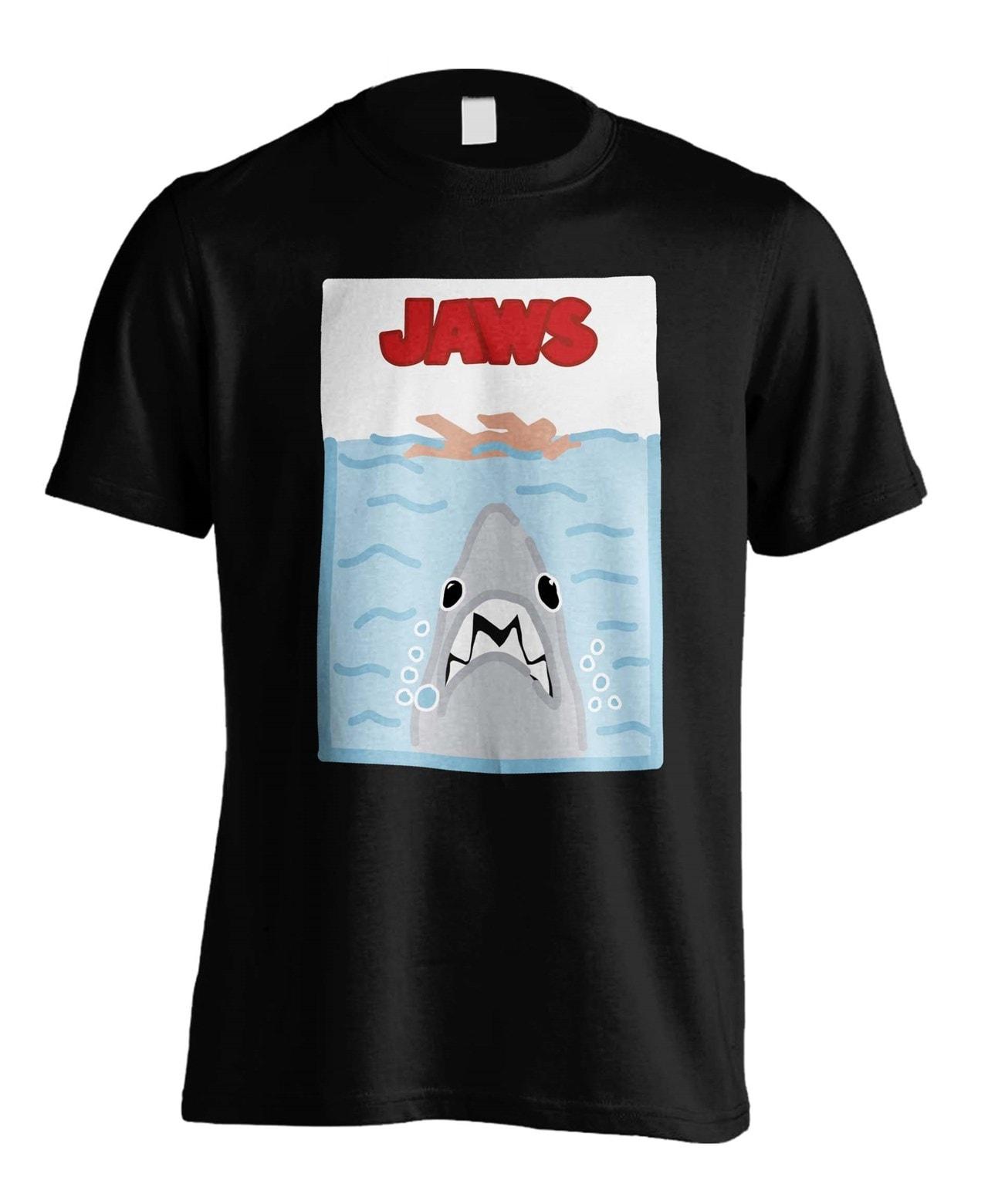 Jaws Dangerous Doodle Shark (hmv Exclusive) (Small) - 1