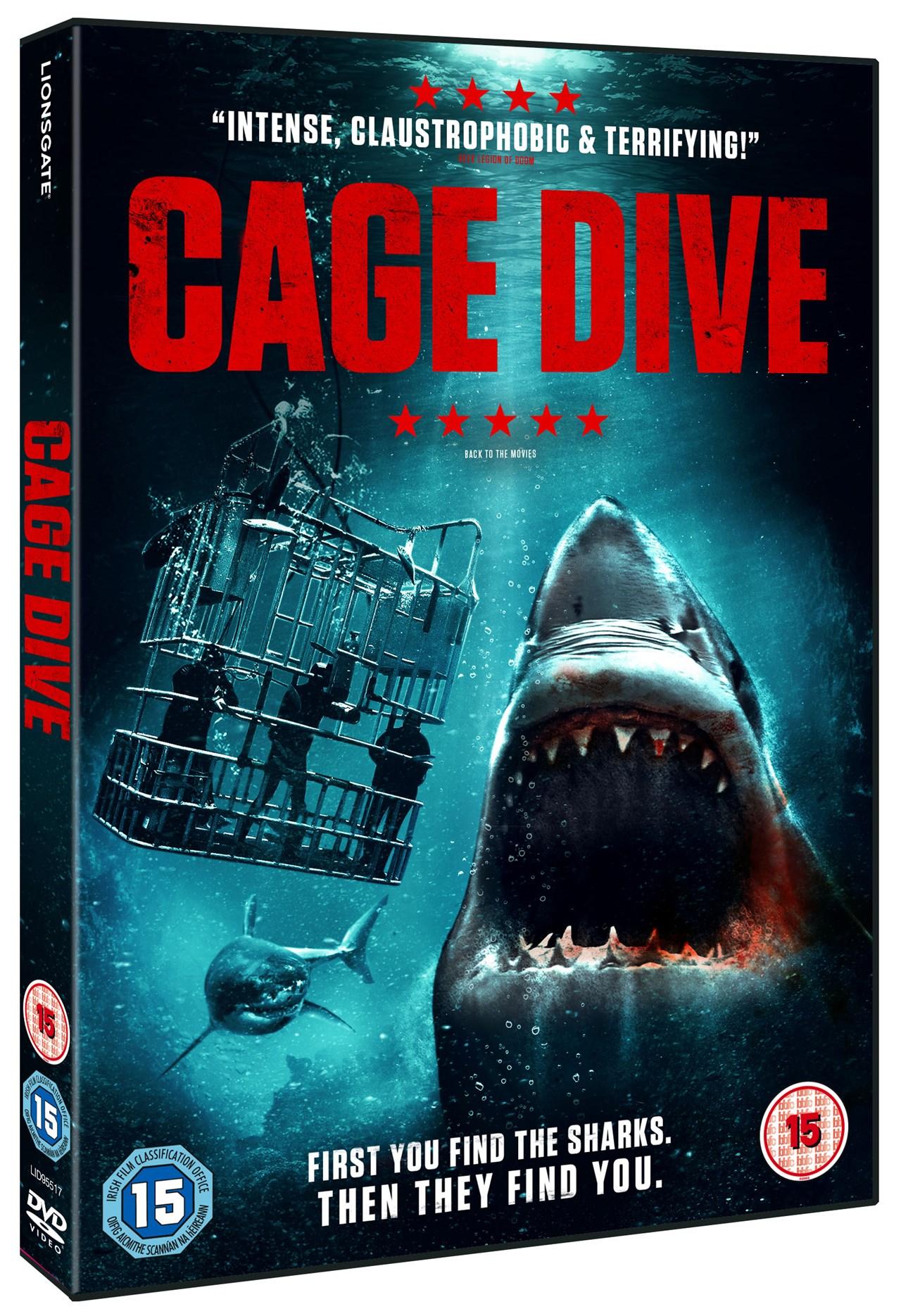 Cage Dive - 2