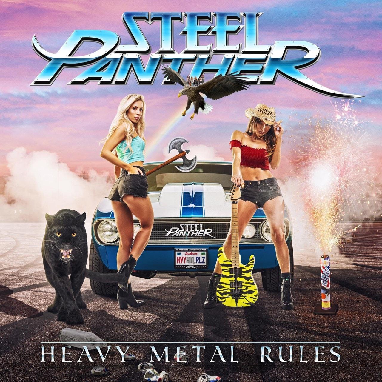 Heavy Metal Rules - 1