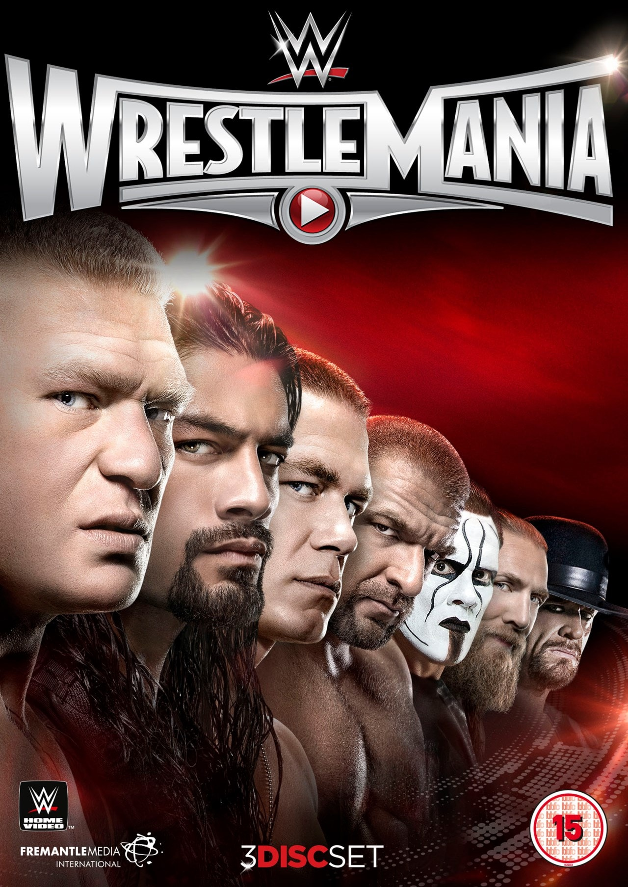 WWE: WrestleMania 31 - 1