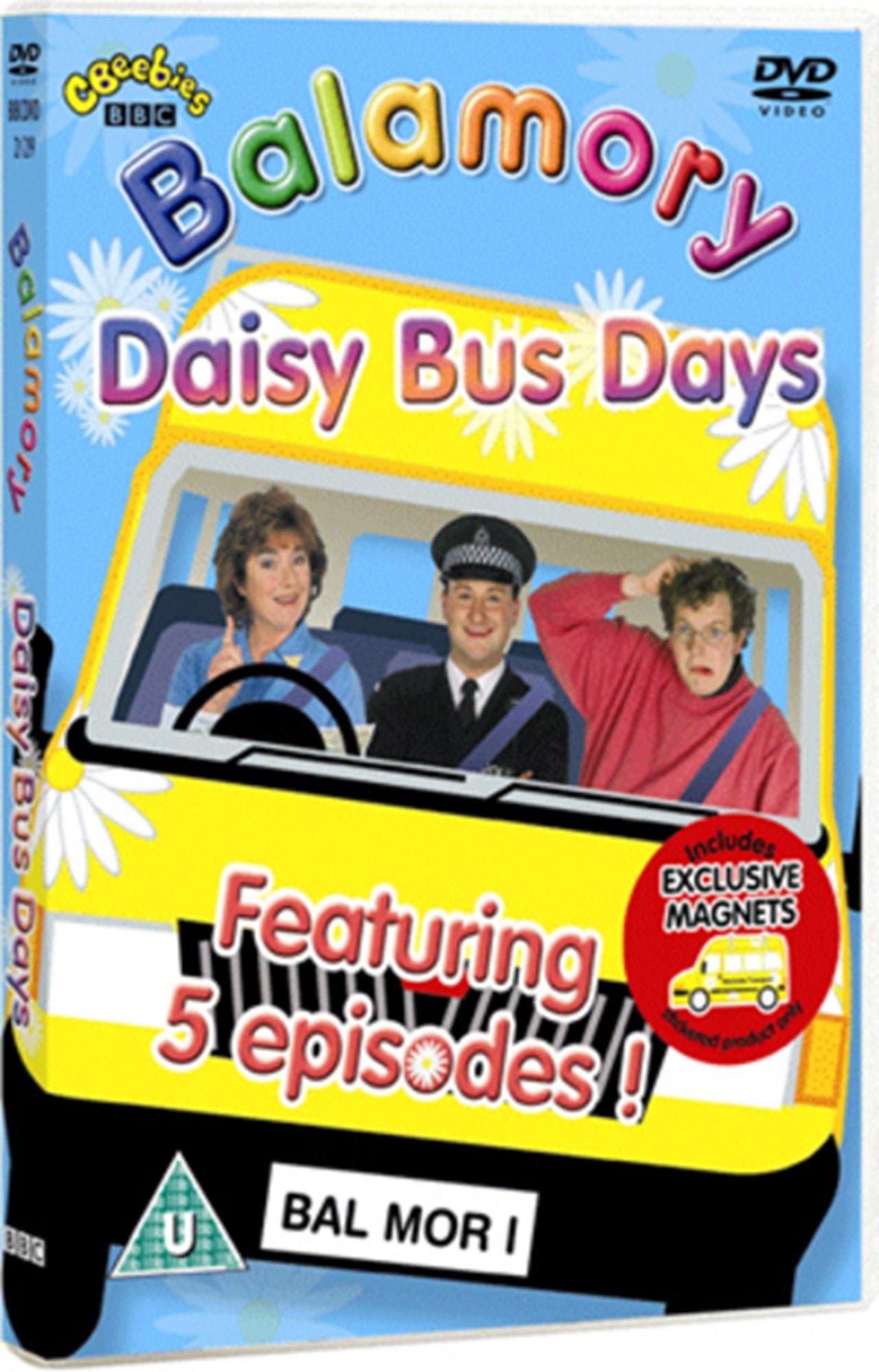 Balamory: Daisy Bus Days - 1