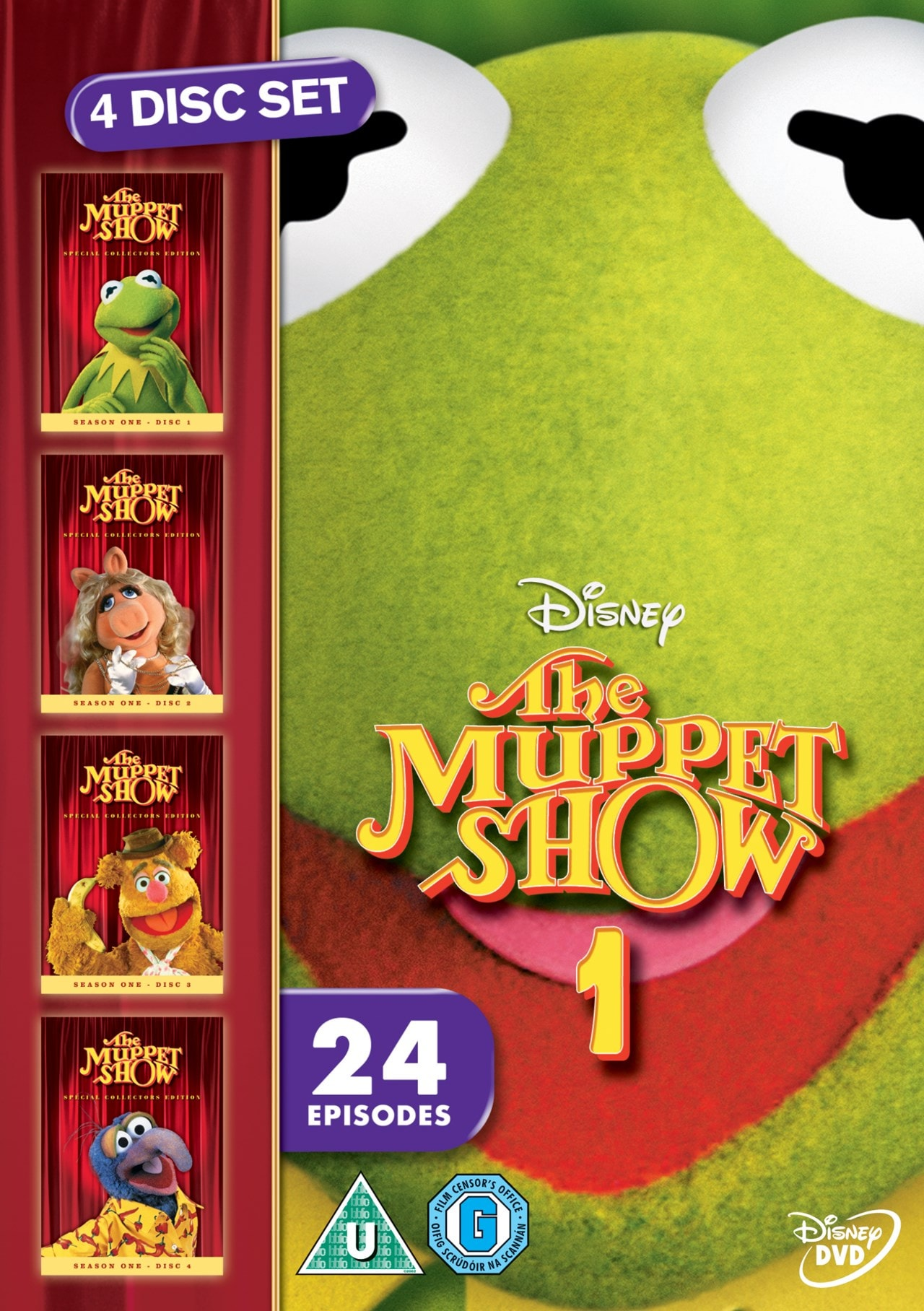 The Muppet Show: The Complete First Season - 1